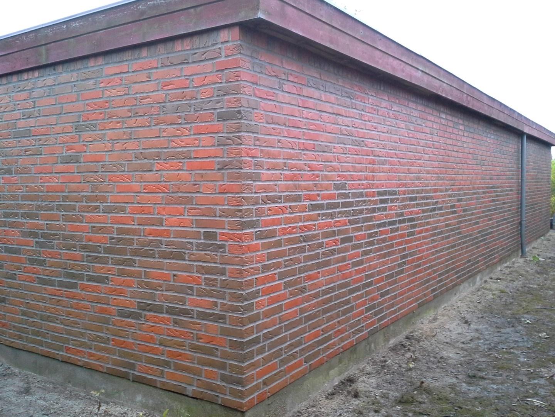 Billeder af murerarbejde for Murermester Kent Byskov Hansen ApS